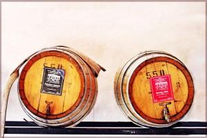 Botti di Vino Carosino (TA)