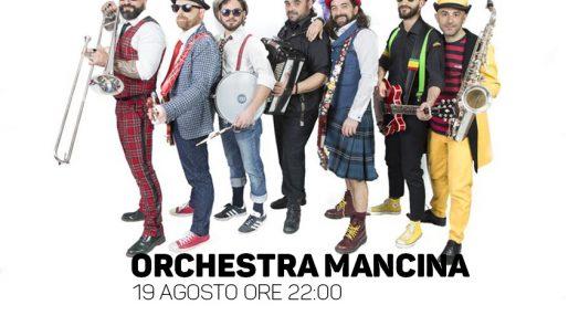 orchestra mancina