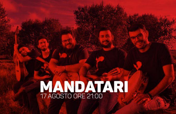 mandatari - musica popolare