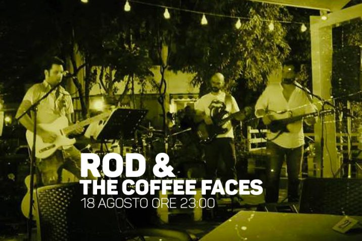 rod and the coffee faces
